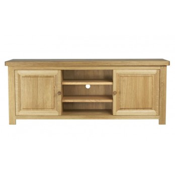 Eleanor Oak Plasma TV Unit