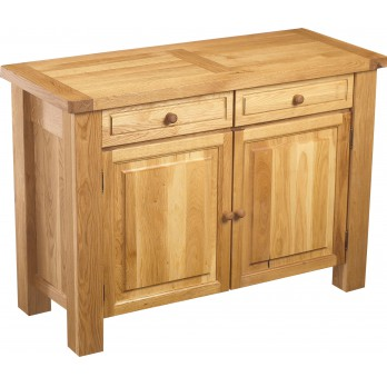 Eleanor Oak Small Sideboard