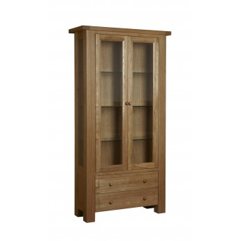 Eleanor Oak Display Unit
