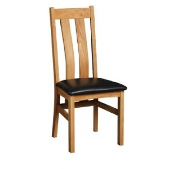 Eleanor Twin Slatted Chair