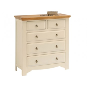 Suffolk 2 over 3 Drawer Chest