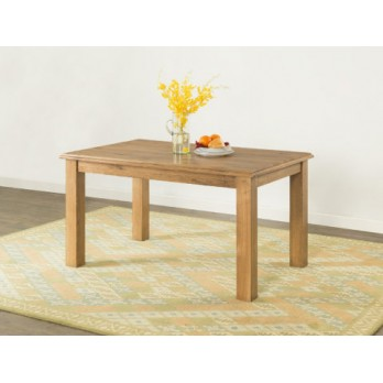 Hartley Solid Oak Table