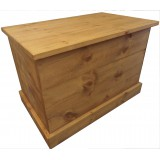 Rough Sawn Blanket Box
