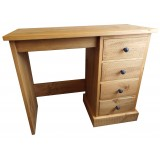 Rough Sawn Single Dressing Table