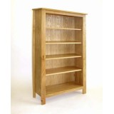 SJ's Oak Bookcases