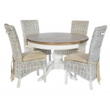 Timeless Round Dining Table