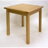 Oak Dining Table Small