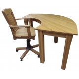 Made to Measure Solid Oak Desk