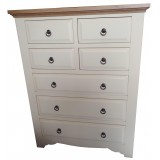 Suffolk 4 over 3 Chest of Drawers