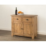Hartley Solid Oak Small Sideboard