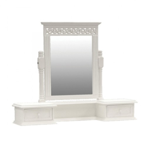 finewood studios furniture ltd snowdrop dressing table mirror p198. Black Bedroom Furniture Sets. Home Design Ideas